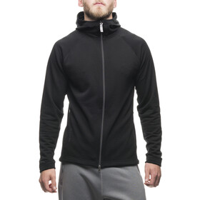 Houdini Wooler Houdi Jacket Men true black